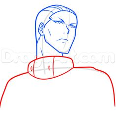 Step How to Draw Taishi Fura From Tokyo Ghoul Tokyo Ghoul, Online Drawing, Step By Step Drawing, Learn To Draw, Easy Drawings, Anime Characters, Draw, Step By Step, Learn Drawing