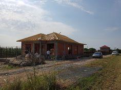 Casa pe parter in Corbeanca | CoArtCo House Foundation, Design Case, Architect Design, Civil Construction, House Styles, Tips, Home Decor, Fashion, Sun