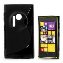 Funda Lumia 1020 - Sline Negra  € 4,99