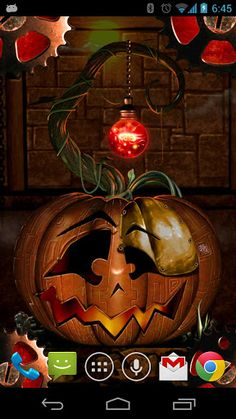 Halloween Steampunkin LWP v1.0.1 Android APK Download