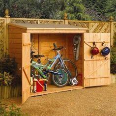 Outdoor Storage Sheds Organizing