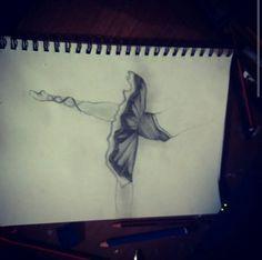 Incomplete balerina
