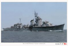 Imperial Japanese Navy in colorized photos | Indian Defence Forum