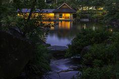 Japanese Garden by osa mu, via 500px