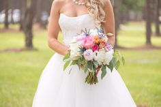Eclectic and Colorful Southern Wedding, Jenn Guthrie Photography, jennguthriephotography.com