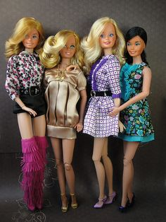 gallery of great ideas for barbie clothes................/...36 qw