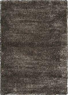 "Shag Soft Gray Ivory Modern 8x10 Area Rug Plush Carpet Actual 7' 8"" x 10' 2"" | eBay"