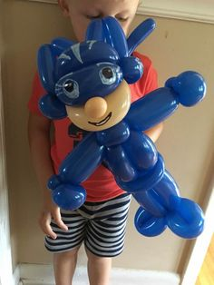 Catboy/PJ Mask balloons