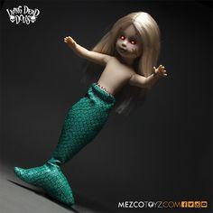 "Living Dead Dolls ""The FeeJee Mermaid""  - Serie 30  Sideshow …"