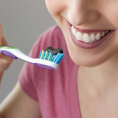 Don T Waste Time Brushing Your Own Teeth Amabrush Does It Faster