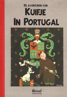 Les Aventures de Tintin - Album Imaginaire - Kuifje in Portugal
