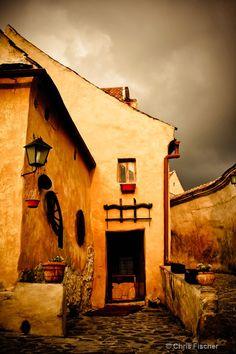 rRasnov Citadel, Brasov Country, Romania