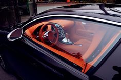 i want a car with an orange interior Sport Boats, Truck Interior, Sweet Cars, Expensive Cars, Cool Trucks, My Ride, Hot Cars, Exotic Cars, Motor Car