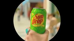 Why yes, that is a nice cold sundrop!