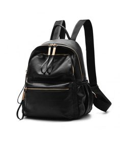 Waterproof PU Leather Small Backpack Purse for Women School Bag for Girls -  Yl28 Pu Leather Backpack - CT186TW6E5E 8f67e32376117