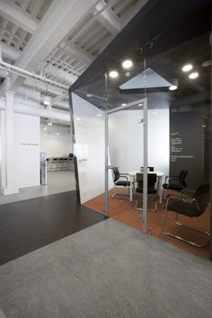 Iponweb Company Office, Moscow by Za Bor Architects