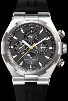 Vacheron Constantin Overseas Chronograph Perpetual Calendar Boutiques Exclusive Watch