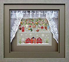 http://royalcrossstitcher.blogspot.com.tr/2014/10/blog-post_30.html - nice idea for a nativity village
