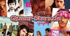 Deutsche Trailer (HD) von LGBT Filmen und -Serien powered by QUEER-STARS.DE - We love Queer Cinema!