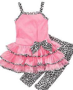 Kids Frocks, Frocks For Girls, Dresses Kids Girl, Baby Dresses, Little Girl Outfits, Little Girl Fashion, Kids Outfits, Baby Outfits, Capri Outfits