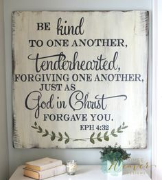 Bible Verses For Me! - Let the word of God keep you strong! Scripture Signs, Scripture Quotes, Bible Scriptures, Forgiveness Scriptures, Kindness Scripture, Family Bible Verses, Wedding Scripture, Bible Verse Decor, Bible Verse Wall Art