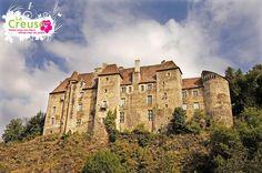 Château de Boussac, de belles collections, tapisseries, chambre de George Sand, etc.    - Préparez vos vacances dans la Creuse : www.tourisme-creuse.com    - ADRT23©J.Damase