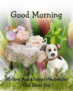 Happy Wednesday Quotes, God Bless You, Good Morning Wishes, Blessed