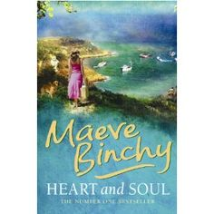 Love Maeve Binchy.  So sad that we no longer have new novels to look forward to.
