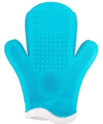 Sigma 2X Sigma Spa  Brush Cleaning Glove  Aqua *** Want additional info? Click on the image.