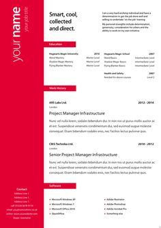 professional resume samples by julie walraven cmrw pinterest