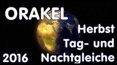 Orakel zur Herbst Tag- und Nachtgleiche 2016