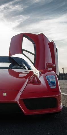 Enzo Ferrari #CarFlash