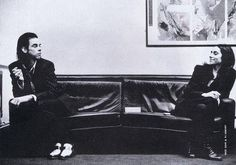 Nick Cave & pj harvey