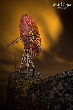The old watermill by David Béjar on 500px