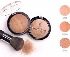 beachfront bronzers, three shades, GORGEOUS sun kissed glow!!! www.youniqueproducts.com/KelsieBuchanan