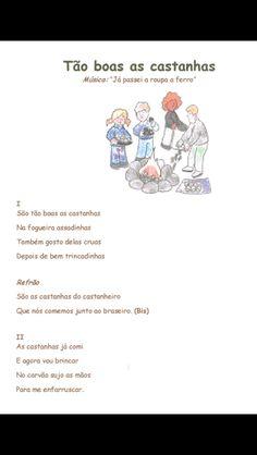 1, Printables, Fall Preschool, Sint Maarten, Seasons Of The Year, Kids Activity Ideas, Preschool, 3 Years, Poems