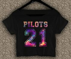 Hot Sale Twenty One Pilots T-shirt Twenty One Pilots Crop Top Twenty One Pilots Crop Tee. Starting at $1