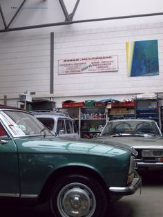 At the Classical Remise Berlin: http://foreignerinberlin.blogspot.de/2014/10/vintage-berlin-classic-remise-secret.html