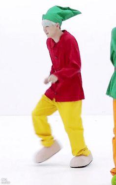 Yoongi | ❤️ [BANGTAN BOMB] '고민보다 GO (GOGO)' Dance Practice (Halloween ver.) - BTS (방탄소년단) ~❤️❤️