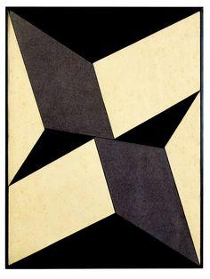 Lygia Clark, Plano em Superf cie Modulada Oil on canvas. Illusion Kunst, Illusion Art, Geometric Designs, Geometric Art, Graphic Design Illustration, Illustration Art, Illustrations, Art Abstrait, State Art