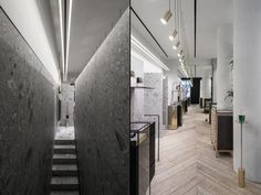 Ileana Makri Store by KOIS ASSOCIATED ARCHITECTS, Athens http://www.glamshops.ro/shop-review-ileana-makri-store-by-kois-associated-architects-athens.html  GLAMSHOPS: about... retail design/ visual merchandising & store reviews