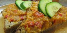Ďábelské tousty z červené čočky - Jídelníček pro zdraví Yummy Appetizers, Meatloaf, Quiche, Food And Drink, Tasty, Breakfast, Morning Coffee, Quiches