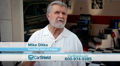 CarShield Mike Ditka TV Commercial  https://www.youtube.com/watch?v=jJRb42aYK0g