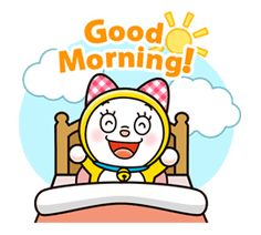 Love Doraemon - Chào buổi sáng   Facebook
