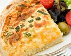 Tarte à la mozzarella light parfumée aux herbes de Provence : http://www.fourchette-et-bikini.fr/recettes/recettes-minceur/tarte-la-mozzarella-light-parfumee-aux-herbes-de-provence.html
