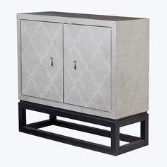 Keyser 2 Door Cabinet