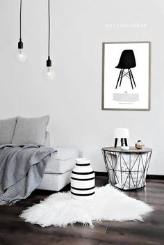 Having small living room can be one of all your problem about decoration home. To solve that, you will create the illusion of a larger space and painting your small living room with bright colors c… Living Room Interior, Home Living Room, Home Interior Design, Living Room Decor, Interior Decorating, Decorating Ideas, Decor Ideas, Living Room Inspiration, Home Decor Inspiration