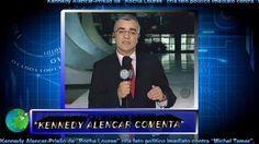 "Kennedy Alencar-Prisão de ""Rocha Loures"" cria fato político imediato con..."