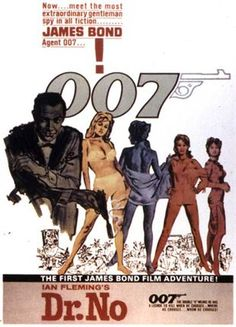 James Bond 007, 007 contre Dr. No (1962) - Terence Young •