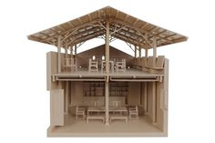 Gallery of Qimen Black Tea House / SU Architects - 32